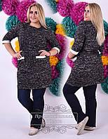 Платье / двунитка / Украина, фото 1