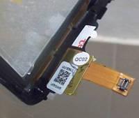 """Сенсорное стекло Onda V819 MINI, 300-L4791C-A00, 7,85"""" 10 pin черное"""