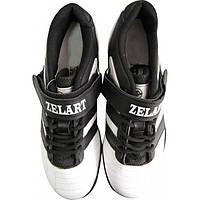 Штангетки обувь для тяж.атлетики ZEL Кожа OB-4588-42 (р 42)