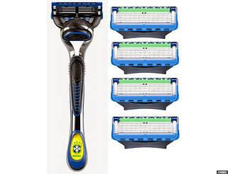 Сменные лезвия (картриджи) для бритья