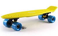 """Penny 22"""" ORIGINAL FISH BOARD (желтый-черный-голубой), фото 1"""