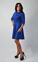 Оригинальное платье модного цвета, фото 1