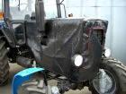 Утеплитель капота МТЗ-80,82 (чехол) кругл. фары  70-3914010, фото 1