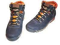 Ботинки мужские Oxion(с), натуральная кожа, зимние на меху