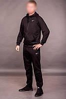 Теплый мужской спортивный костюм