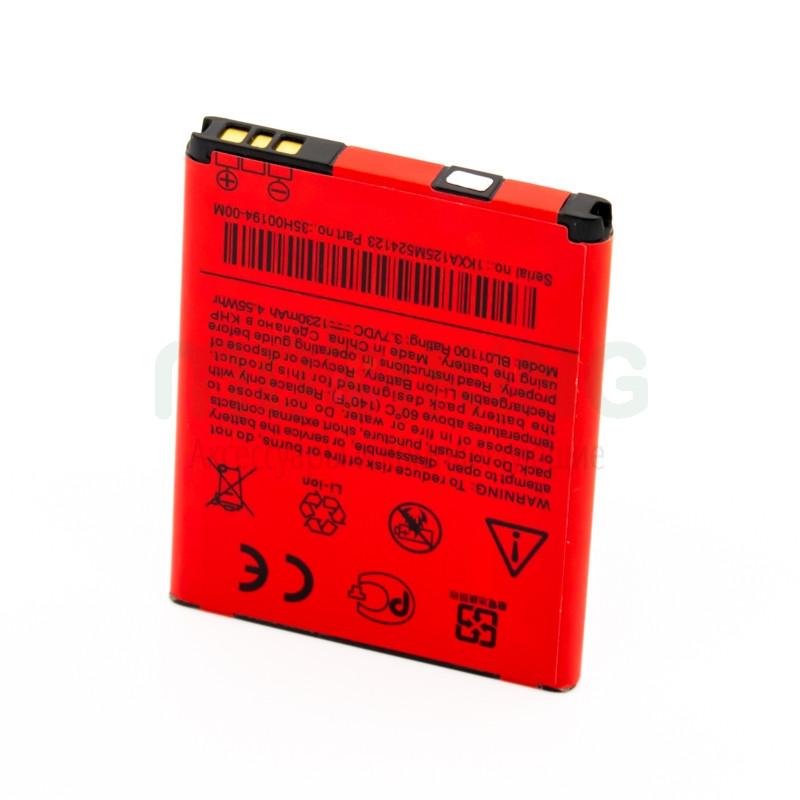 Оригинальная батарея HTC Desire C/A320e (BL01100) 1230 mAh для мобильного телефона, аккумулятор.