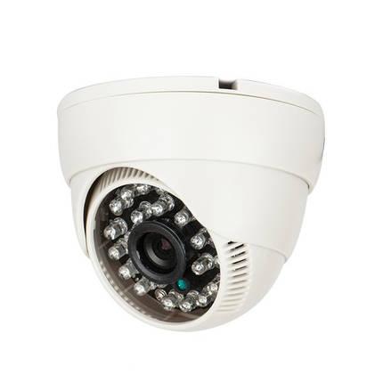Видеокамера AHD купольная Tecsar 3HD D-1M-20F-in , фото 2