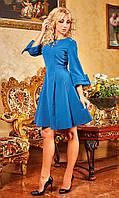 Романтичное платье украшено брошкой, фото 1