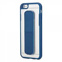 Чехол rock Unique Series II для iphone 6/6S plus темно-синий, фото 1