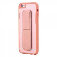 Чехол rock Unique Series II для iphone 6/6S plus розовое золото, фото 1