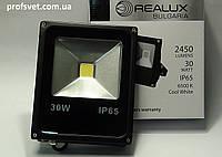 Светодиодный прожектор LED COB 30 вт Реалюкс, фото 1