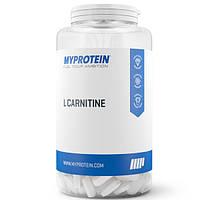Карнитин, L-карнитин, L-Carnitine MyProtein L-Carnitine - 90 Tabs