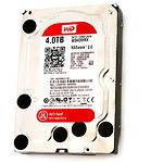 HDD WD WD40EFRX 4TB  Red 5400rpm SATA 6GB/S 64MB