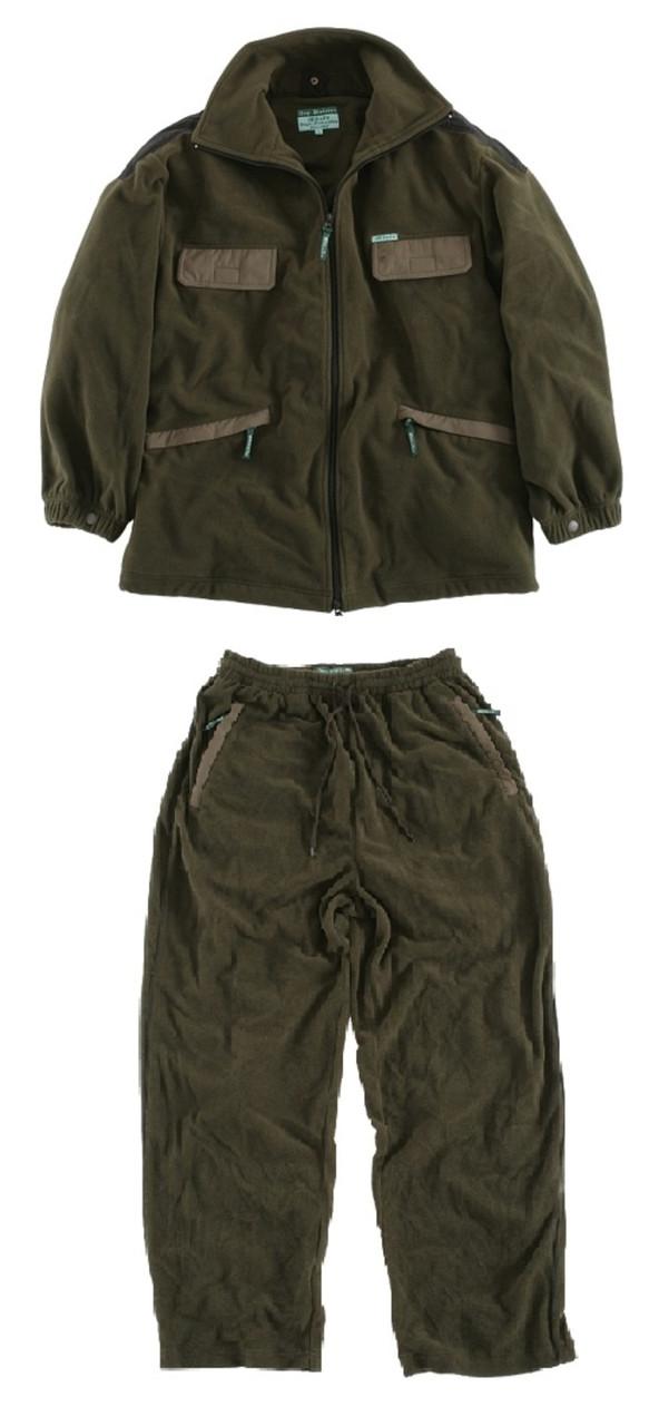 """Kомплект(куртка без подкладки+брюки)из ткани""""поляр"""".Размер XXL MIKADO"""