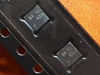 RT8243A / RT8243AZQW [8A] WQFN-20L контроллер питания