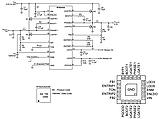 RT8243A / RT8243AZQW [8A] WQFN-20L контроллер питания, фото 3