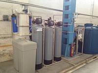 Установка водоподготовки для розлива воды под ключ 0,45