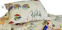 Комплект ТЕП «Холофайбер» детский одеяло и подушка.