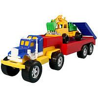 Машинка игрушечная Автотрейлер, 5162