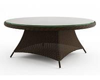 Стол Рондо 180 см Коричневый, мебель для дома, мебель для ресторана, мебель для бассейна, мебель для сада