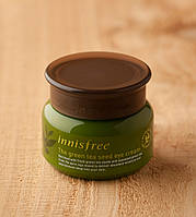 Innisfree The Green Tea Seed Eye Cream Крем с экстрактом масла семян зеленого чая