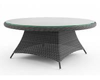 Стол Рондо 180 см Серый,мебель для дома, мебель для ресторана, мебель для бассейна, мебель для сада