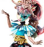 Кукла Monster High Рошель Гойл серия Кораблекрушение, фото 4