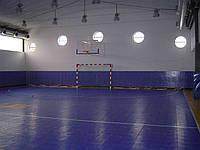 Спортивные покрытия для залов, фото 1