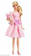 Коллекционная Барби кукла с зайкой - Barbie Collector It's A Girl