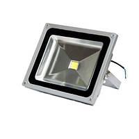 Светодиодный прожектор LED LAMP 30W, LED прожектор 30W холодный-белый
