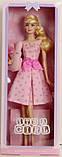 Колекційна лялька Барбі з зайчиком - Barbie Collector it's A Girl, фото 4