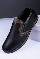 Туфли мужские на меху