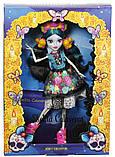 Колекційна лялька Monster High Скелита Калаверас, фото 2