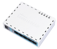 MIKROTIK RouterBOARD RB250GS (Switch 5 x Gigabit Ethernet)