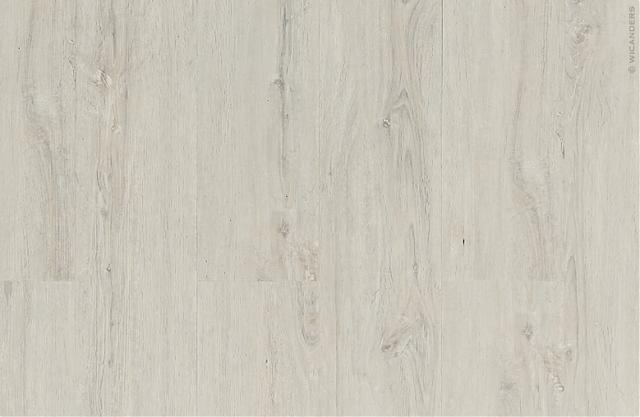 Frozen Oak Wood Go -  винил на пробке, замковой пол Wicanders
