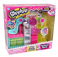 Игровой набор Shopkins Shoe Dazzle Mid Price Обувной бутик