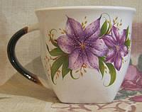 Чашка широкая (барбара)