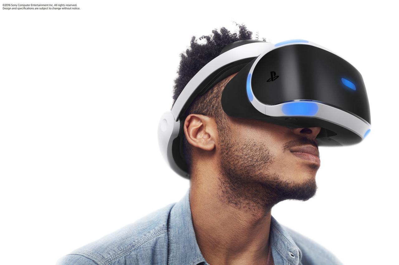 Очки виртуальной реальности для Sony PlayStation Sony PlayStation VR  CUH-ZVR1 - LED-Expert ac5d24d48bf27