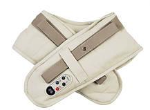 Ударный вибромассажер для спины, плеч и шеи Cervical Massage Shawls, фото 3