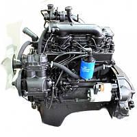 Двигатель Д245.9-402Х (136 л.с) (оборуд. 12В)ЗИЛ-4329  (без генератора) (пр-во ММЗ)