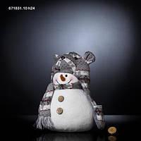 """Мягкая игрушка """"Снеговичек"""", фото 1"""