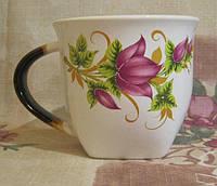 Чашка широкая (лотос)