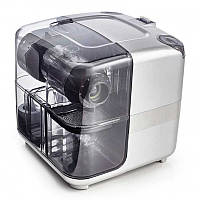 Шнековая соковыжималка Omega Juice Cube 302S Silver
