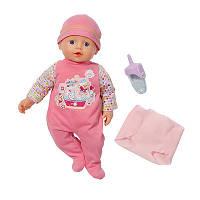 Пупс Bobas My Little Baby Born Zapf Creation 819722