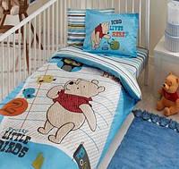 TAC Постельное белье для новорожденных Winnie New Friends