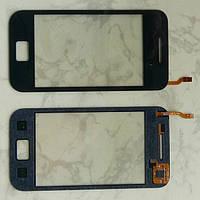 Samsung Galaxy Ace s5830i сенсорний екран, тачскрін чорний