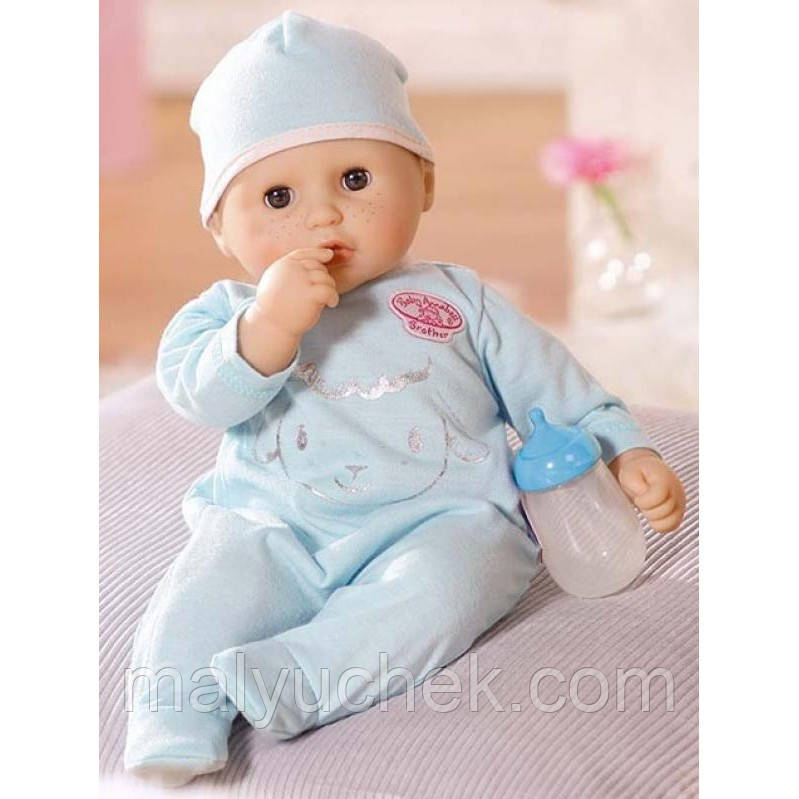 Пупс Bobas my first Baby Annabell Zapf Creation 792780