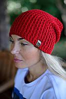 Шапка Капо цвет красный