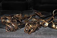 Розы кованые, фото 1
