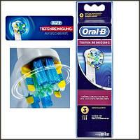 Насадка для зубной щетки Oral-B Tiefen-Reinigung 3 шт.
